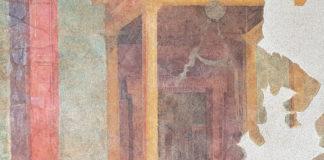 Affresco Fai villa romana Settefinestre