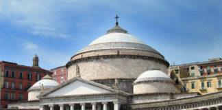 Napoli, Basilica Plebiscito