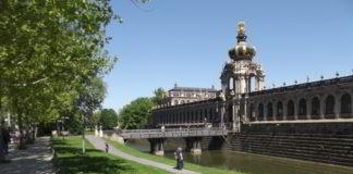Palazzi Zwinger Dresda