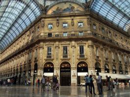 Milano galleria-Vittorio-Emanuele