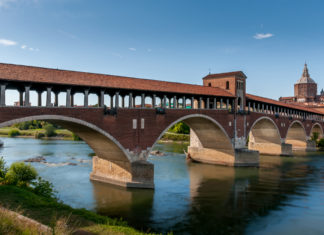 Pavia Ponte Vecchio