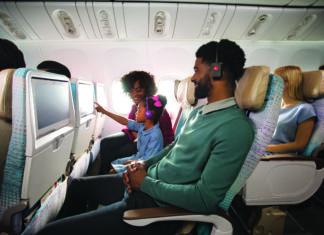 Film a bordo voli Emirates