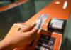 Presentazione del sistema di pagamento con carte contactless in metropolitana