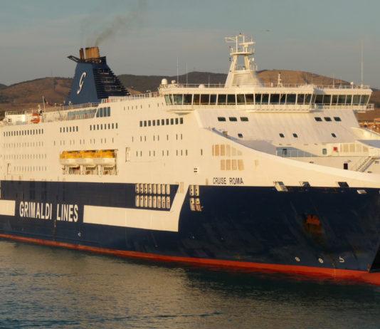 Grimaldi Lines Cruise_Roma_