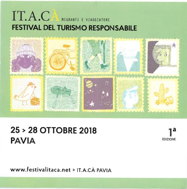festival ITACA' Pavia