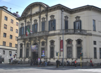 biblioteca Sormani Milano