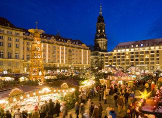 Striezelmarkt Dresda