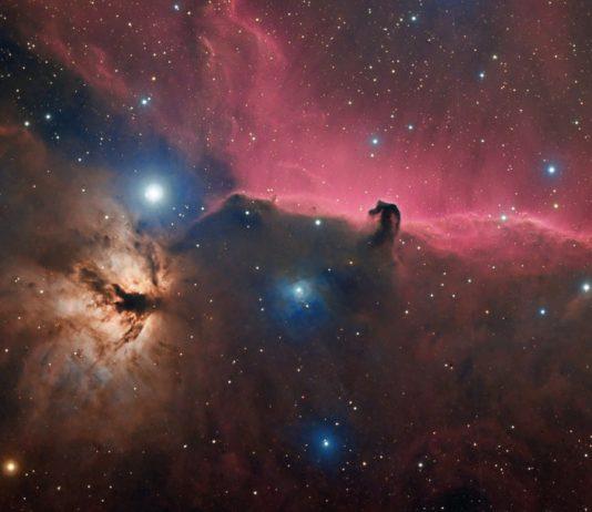 nebulosa Testa di Cavallo