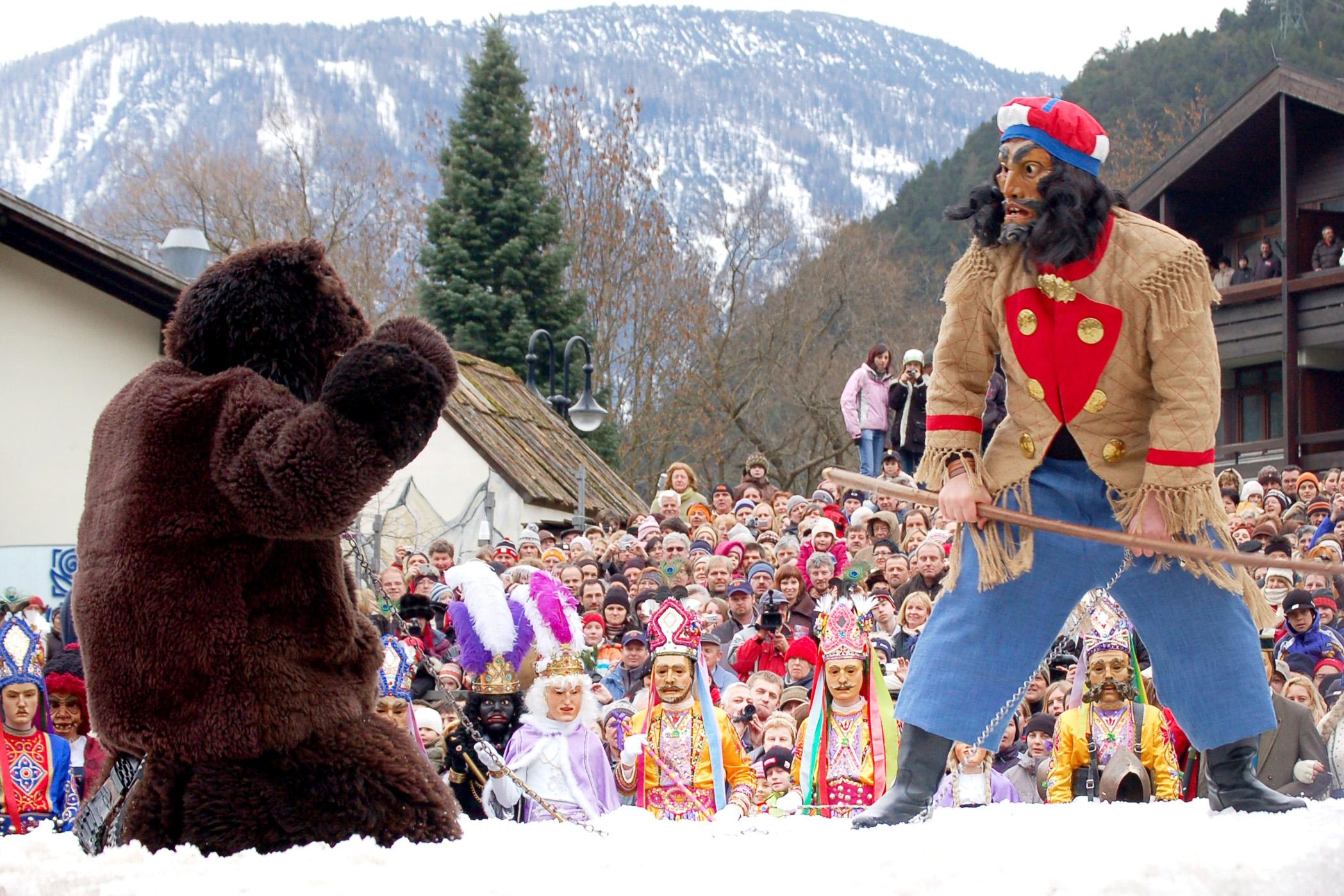 Carnevale in Tirolo
