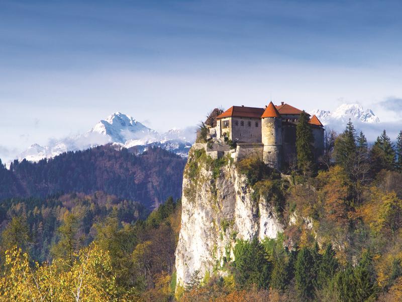 Bled - il castello