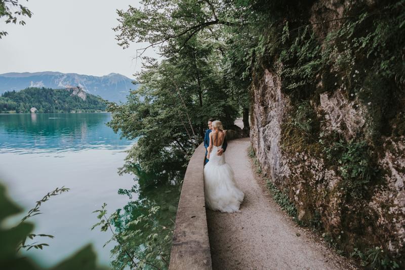 Matrimonio a Bled