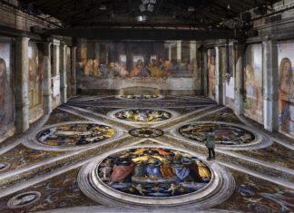 Leonardo-da-Vinci_Raffael_Michelangelo-giganti-del-rinascimento