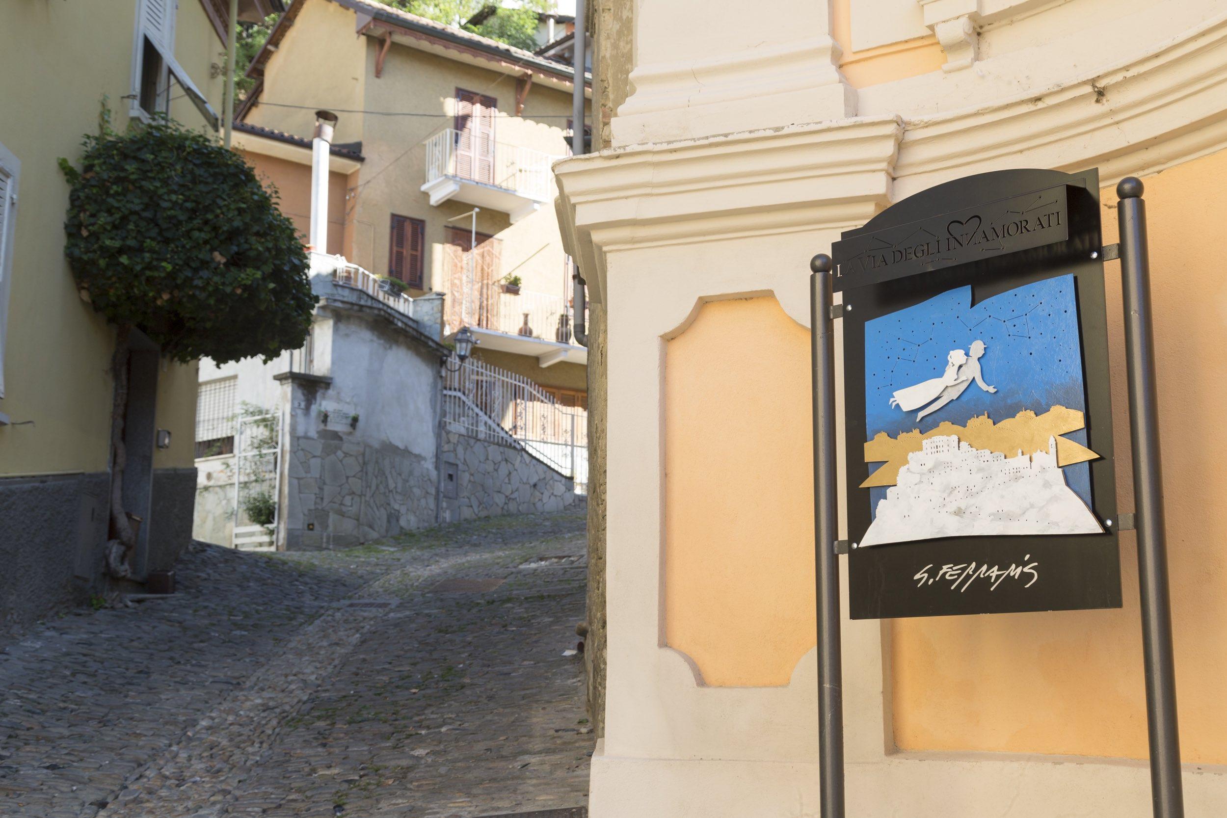 Via Innamorati Canelli