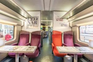 TGV e Leonardo da Vinci