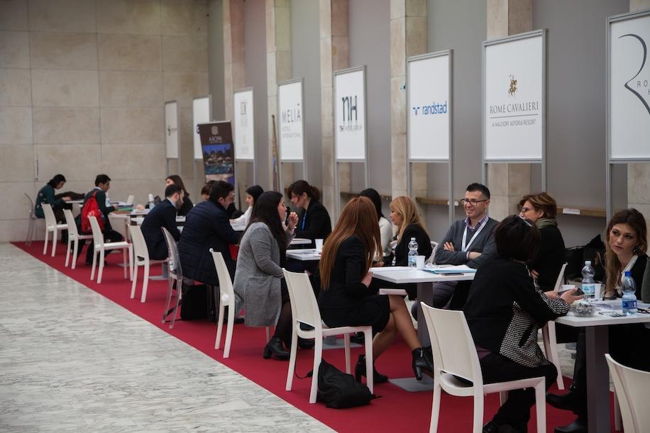 Salone FareTurismo Roma