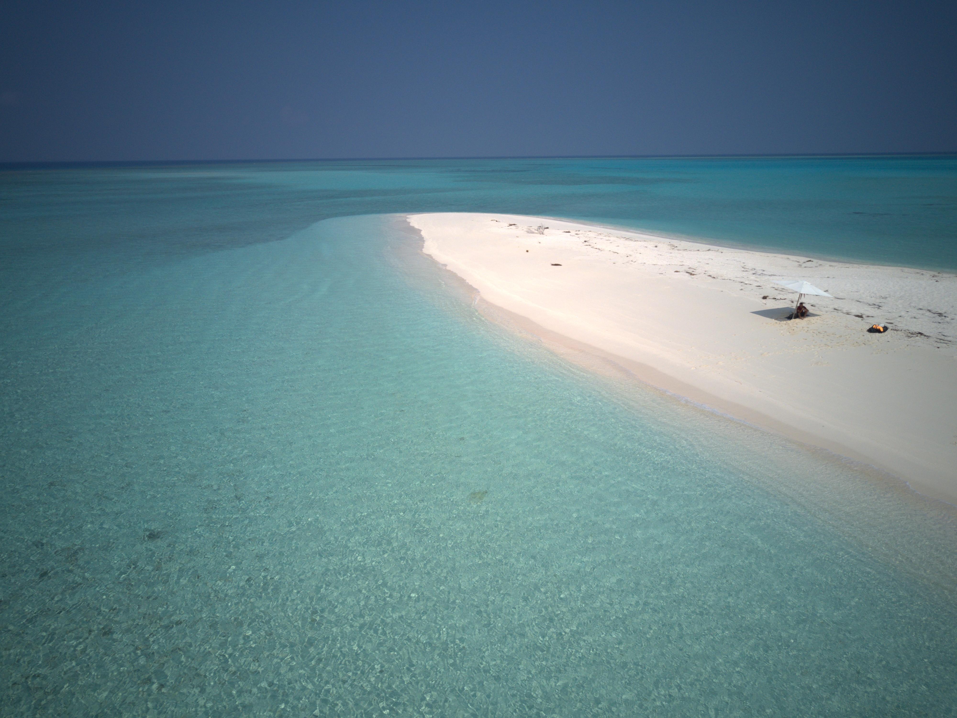 Una vacanza alle Maldive, su un\'isola deserta - Itinerari e Luoghi