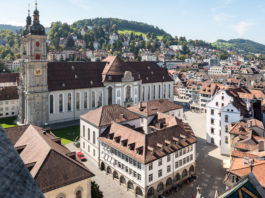 St. Gallen, City Keystory