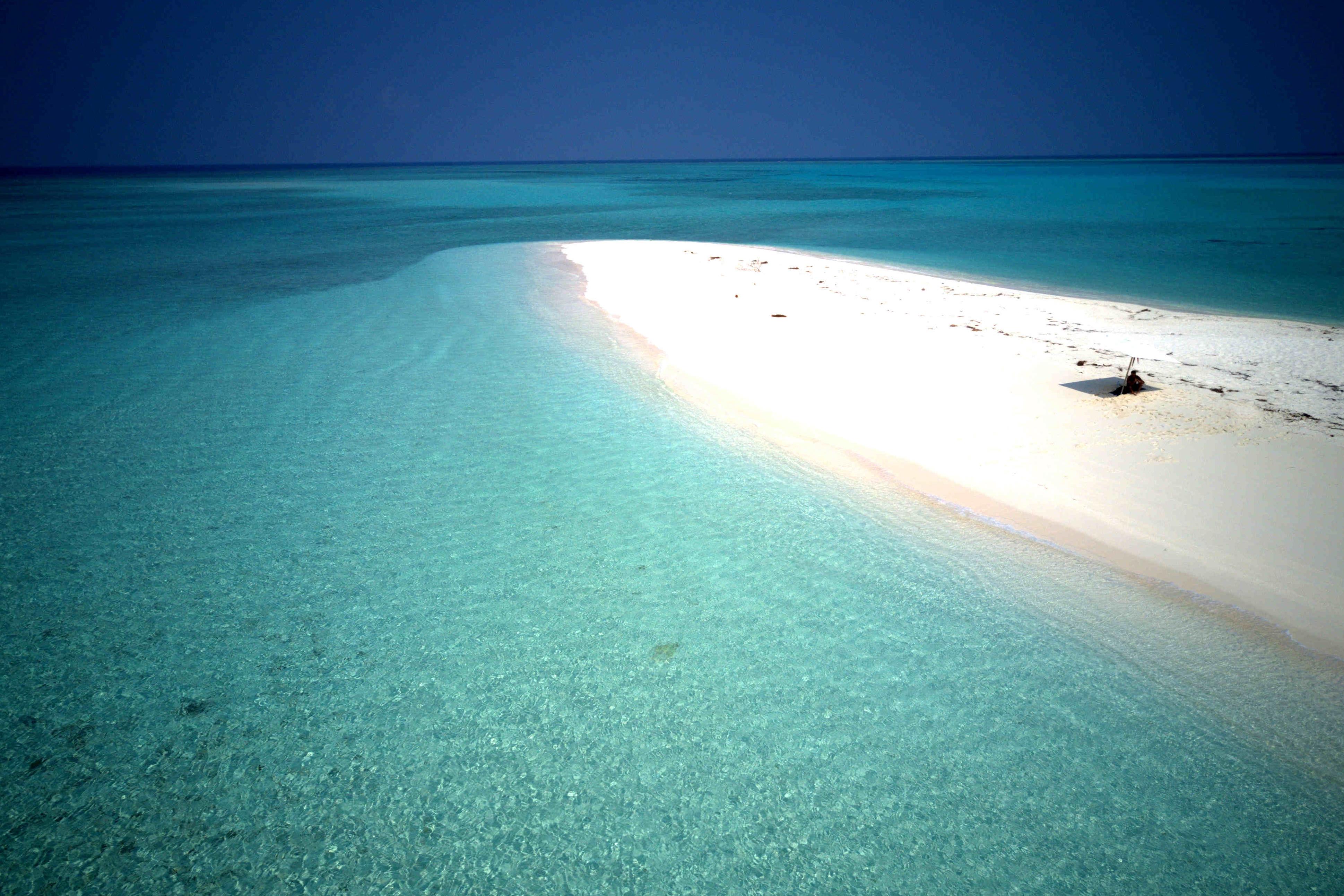 Maldive, Pasqua su un\'isola deserta - Itinerari e Luoghi