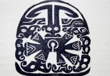 Xilografie Gauguin