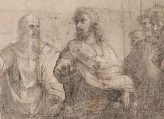 Raffaello-Scuola-di-Atene-cartone