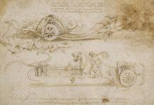 Leonardo I carri falcati