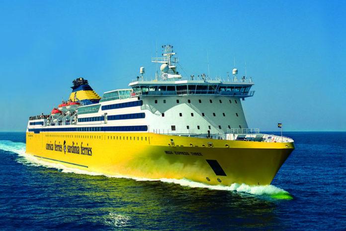 Corsica e Sardinia Ferries