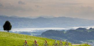 Zurigo e le piste ciclabili
