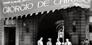 Giorgio de Chirico, Milano, 1970