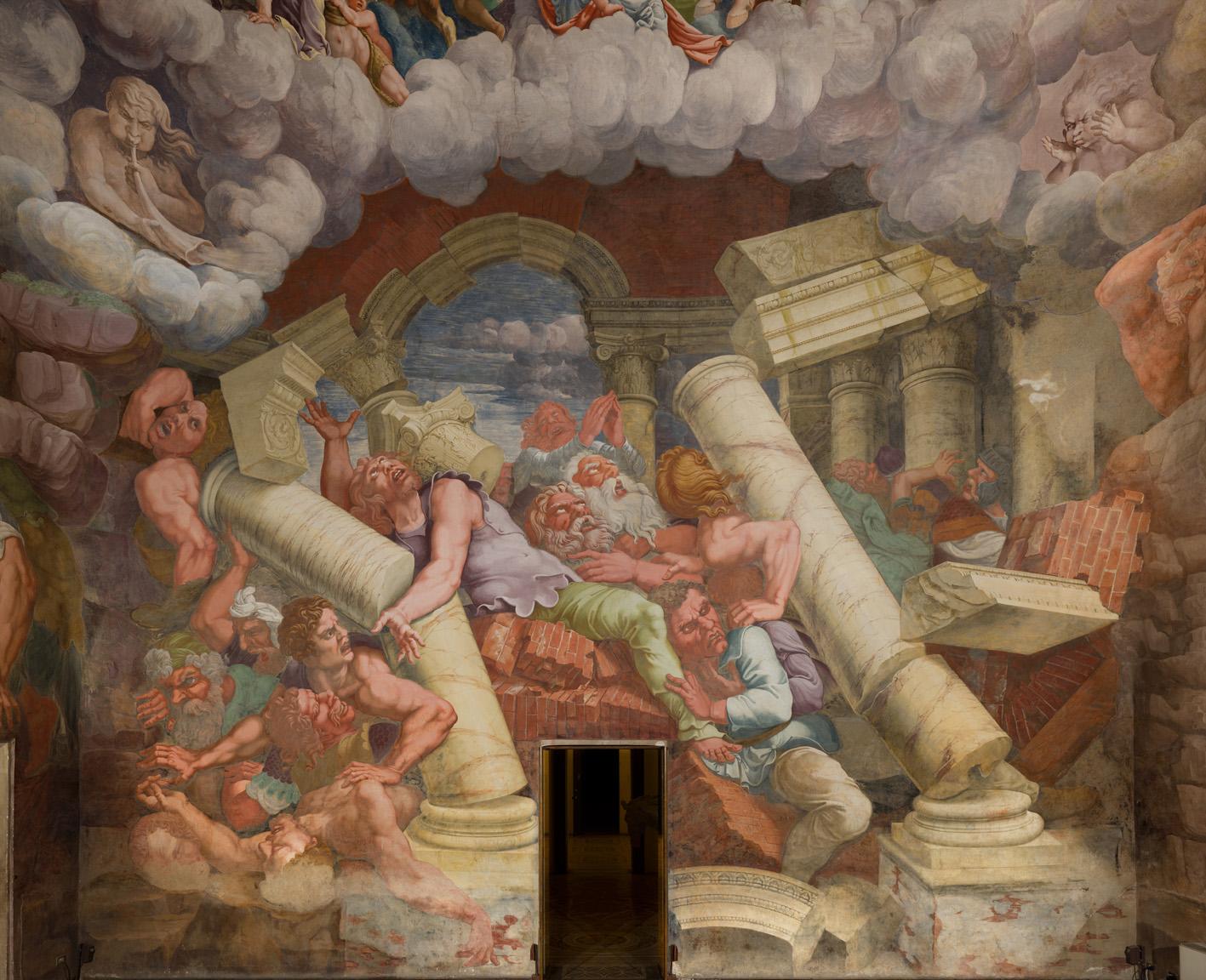 Palazzo Te Sala dei Giganti
