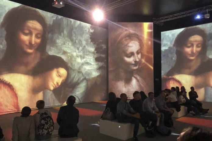 Leonardo Da Vinci a Treviso
