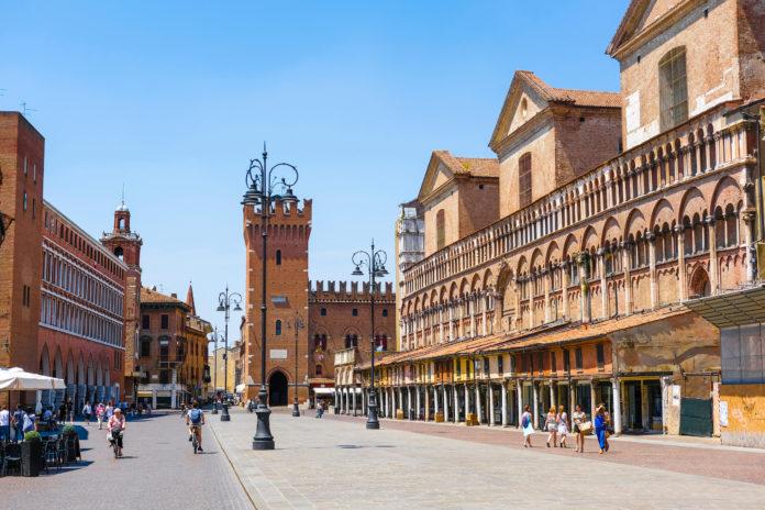 Arcobaleno Festival della magia a Ferrara