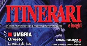 Cover Itinerari e Luoghi 276 dicembre 2019 Umbria Jazz Orvieto