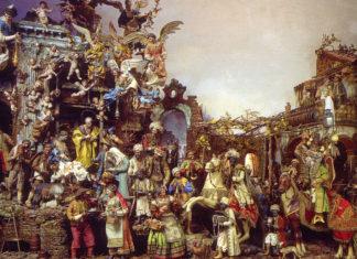 Presepi napoletani del settecento a Bologna