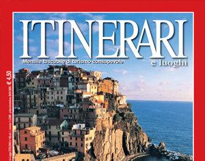 Cover Itinerari e Luoghi 277 Febbraio 2020 Liguria Sestri Levante Porto Venere