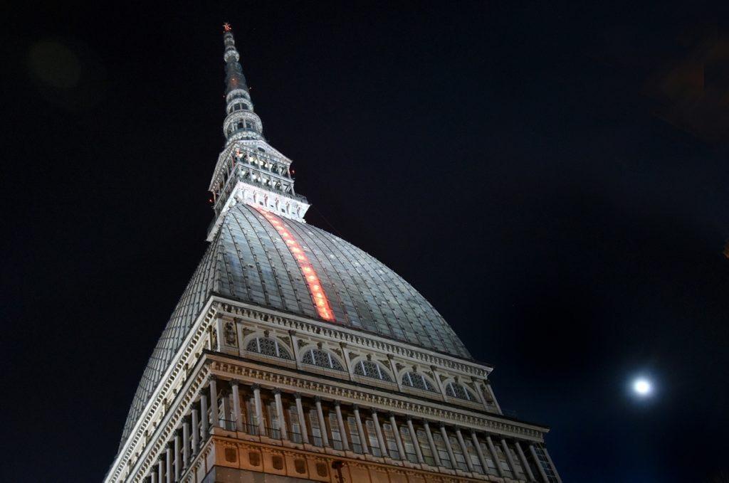 Torino - La Mole Antonelliana. foto ©Franco Cappellari