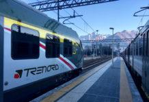 Treno della neve trenord