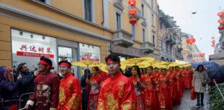 100 anni Chinatown Milano