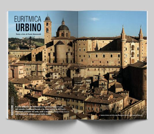 Itinerari e Luoghi 279 - Euritmica UrbinoUrbino