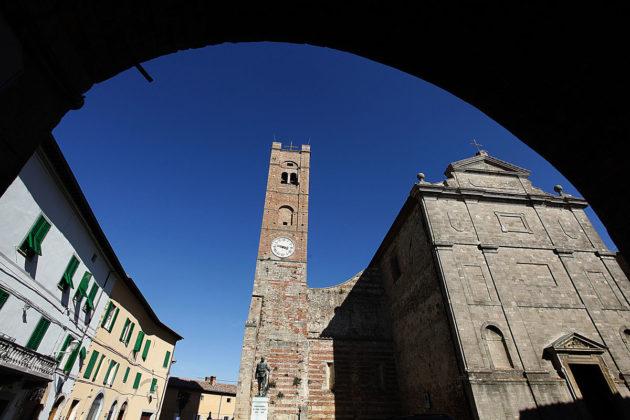 Cicloturismo in Toscana -