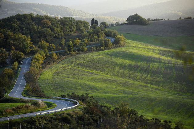 Cicloturismo in Toscana - Radicondoli