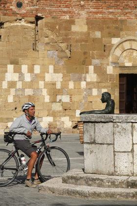 Cicloturismo in Toscana - Valdelsa