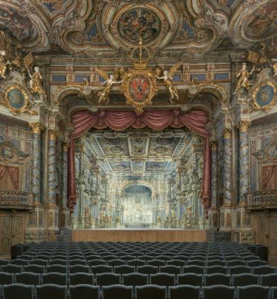 Franconia, siti UNESCO: : il Teatro dell'Opera dei Margravi