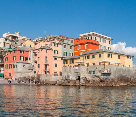 Genova - Boccadasse giorno. Foto ©A.Falcone/Xedum