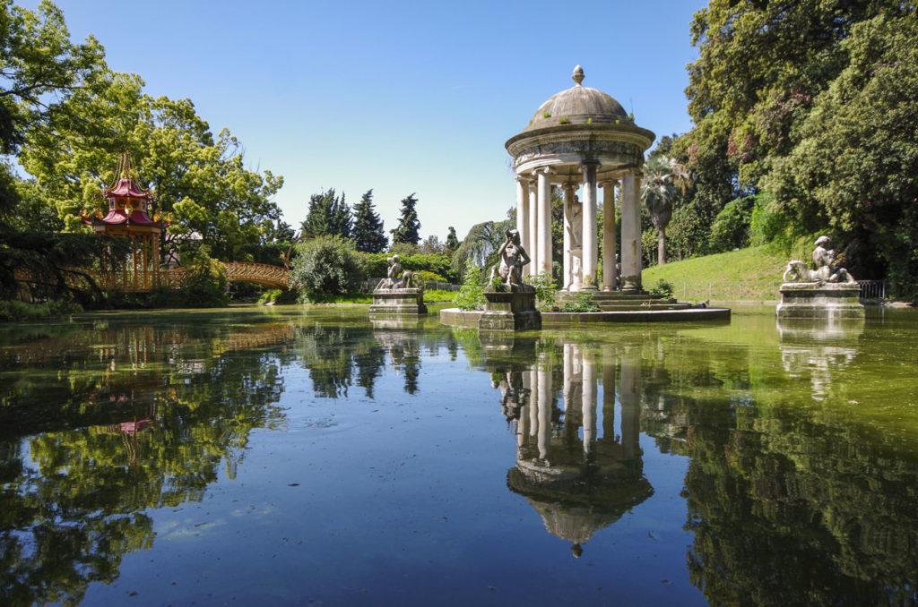 Pegli, Parco Villa Durazzo Pallavicini. Foto ©SACS Fotografia