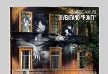 """Roma e la Street Art - Quando i muri diventano """"ponti"""". Testo e foto di Paolo Simoncelli - Itinerari e Luoghi 280 maggio 2020"""