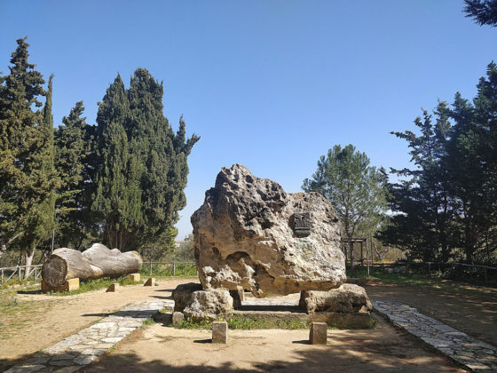 Tomba di Pirandello