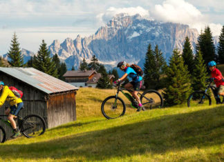E-Bike Arabba Dolomiti