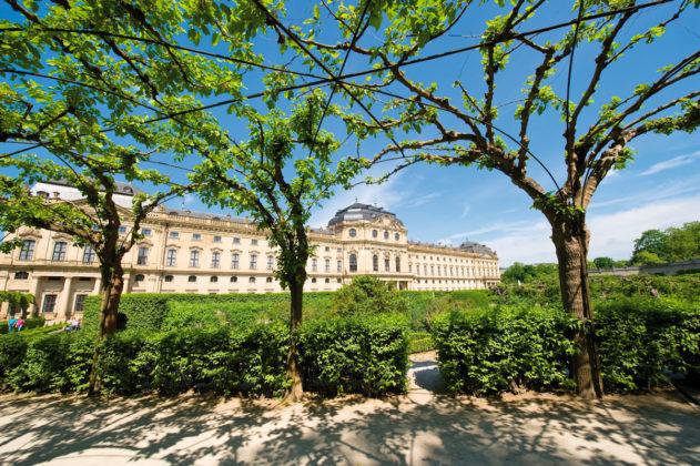 Franconia, siti Unesco: La residenza di Wuerzburg