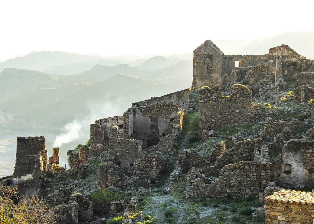 Calabria - Castello di Amendolea