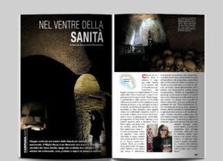 Campania, Napoli - Nel ventre della Sanità. Di Enrico Caracciolo/Viatoribus - Itinerari e Luoghi 281 giugno 2020